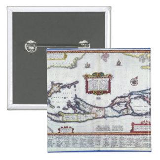 Mapa de Bermudas Pin