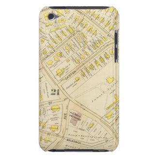 Mapa de Boston 10 Case-Mate iPod Touch Carcasa