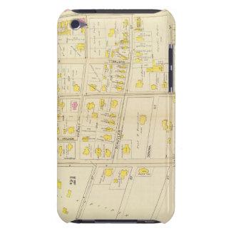 Mapa de Boston 10 iPod Case-Mate Coberturas