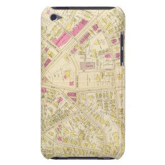 Mapa de Boston 22 iPod Touch Case-Mate Carcasa