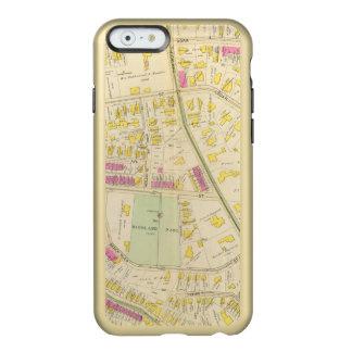 Mapa de Boston 7 Funda Para iPhone 6 Plus Incipio Feather Shine