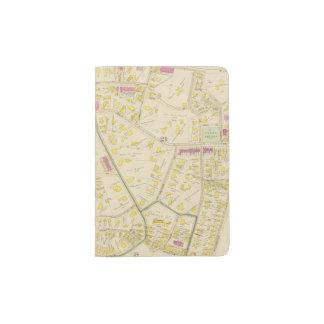 Mapa de Boston 7 Porta Pasaporte