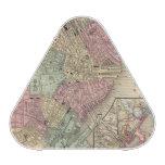 Mapa de Boston de Mitchell Altavoz