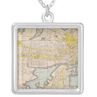 Mapa de Boston Grimpola Personalizada