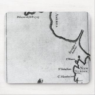 Mapa de Brobdingnag Alfombrilla De Raton