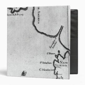 """Mapa de Brobdingnag Carpeta 1 1/2"""""""