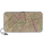 Mapa de Brooklyn del Sec 2 iPod Altavoces