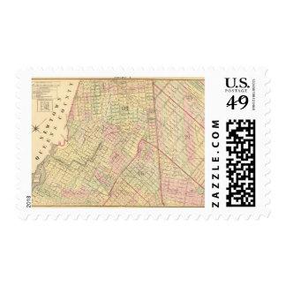Mapa de Brooklyn del Sec 4 Sellos