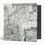Mapa de Caernarvon, 1616