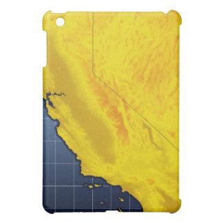 Mapa de California y de Nevada