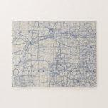 Mapa de camino de la bicicleta de Wisconsin 2 Puzzle