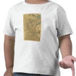Mapa de camino de Minnesota Camiseta