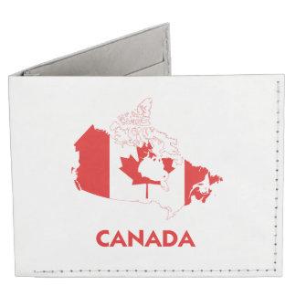MAPA DE CANADÁ BILLETERAS TYVEK®