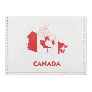 MAPA DE CANADÁ TARJETEROS TYVEK®
