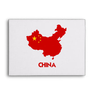 MAPA DE CHINA SOBRES