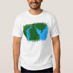 Mapa de Delaware Camisas