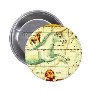 Mapa de estrellas de la astronomía de la fantasía  pin