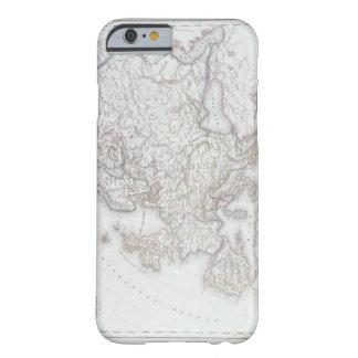 Mapa de Europa 5 Funda Para iPhone 6 Barely There