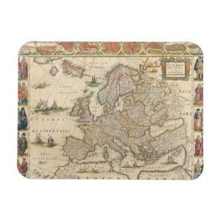 Mapa de Europa 6 Iman