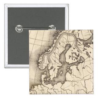 Mapa de Europa Pin
