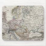 Mapa de Europa por Stieler Tapete De Ratones