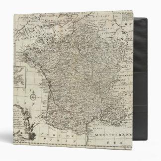 Mapa de Francia 2