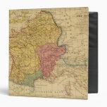 """Mapa de Galia Carpeta 1 1/2"""""""
