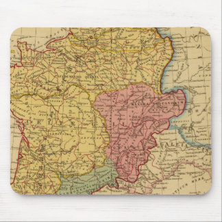 Mapa de Galia Tapete De Ratones