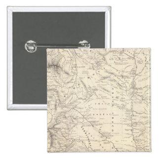 Mapa de gran Chaco y de las regiones vecinas Pin