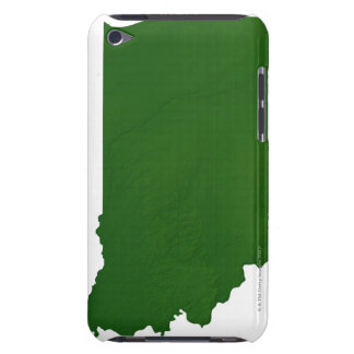 Mapa de Indiana 2 Case-Mate iPod Touch Protector