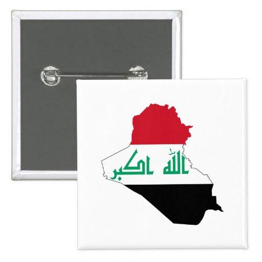 MAPA DE IRAQ PIN