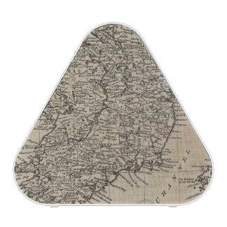 Mapa de Irlanda Altavoz