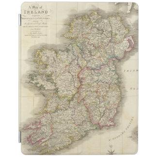 Mapa de Irlanda Cover De iPad