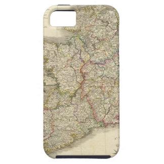 Mapa de Irlanda Funda Para iPhone 5 Tough