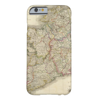 Mapa de Irlanda Funda De iPhone 6 Barely There