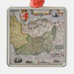 Mapa de Irlanda Ornamento De Reyes Magos