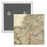 Mapa de Irlanda Pin