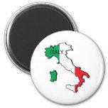 Mapa de Italia Iman De Nevera