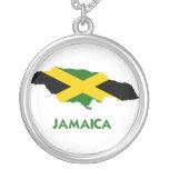 MAPA DE JAMAICA COLGANTE