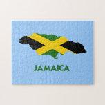 MAPA DE JAMAICA ROMPECABEZAS