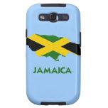 MAPA DE JAMAICA SAMSUNG GALAXY SIII FUNDA