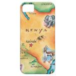 Mapa de Kenia iPhone 5 Coberturas