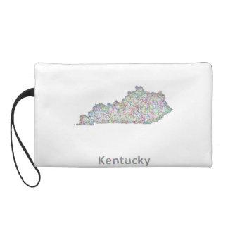 Mapa de Kentucky