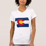 Mapa de la bandera de Colorado