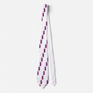 Mapa de la bandera de Qatar del mismo tamaño Corbata