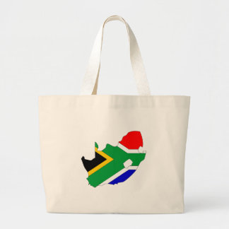 Mapa de la bandera de Suráfrica Bolsa