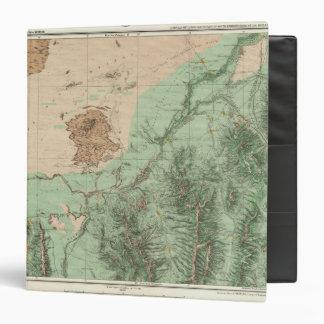 """mapa de la clasificación de tierra 32C Carpeta 1 1/2"""""""