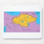 Mapa de la dinastía de Arsacid/de Arshakuni Alfombrilla De Ratones