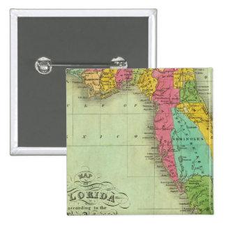 Mapa de la Florida Pin