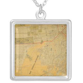 Mapa de la guía de Britton y de Rey Collar